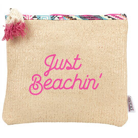 Soho Beautiful Beachy Square Pouch - A002656LDC
