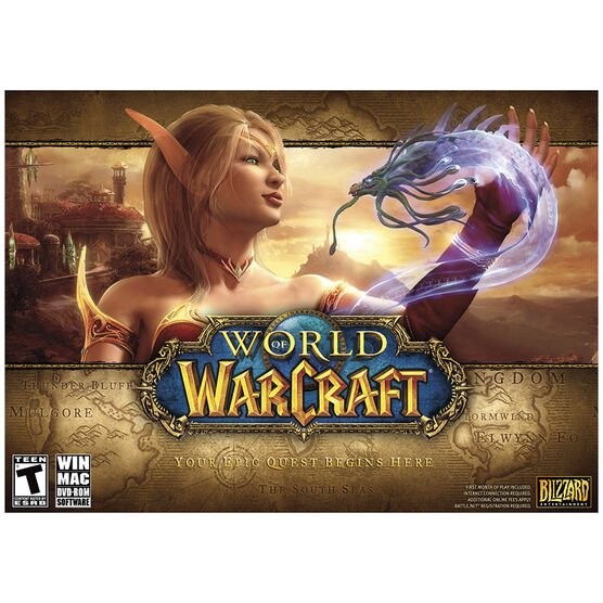 World Of Warcraft: The Burning Crusade (Expansion Set)