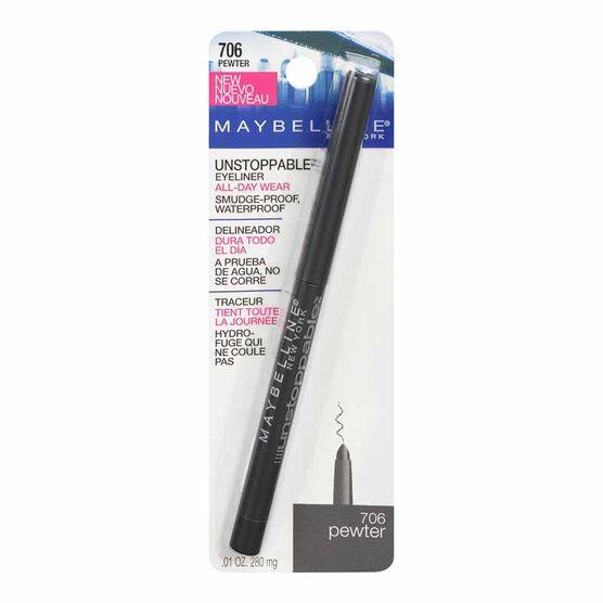 Maybelline Unstoppable Eyeliner - Onyx