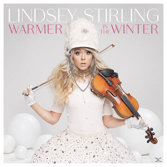 Lindsey Stirling - Warmer in the Winter - CD