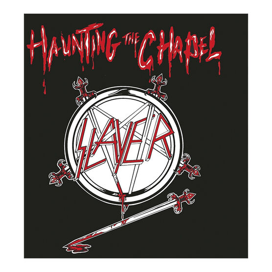 Slayer - Haunting the Chapel - Vinyl