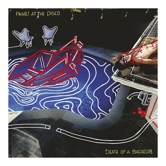 Panic at the Disco - Death of a Bachelor - Vinyl