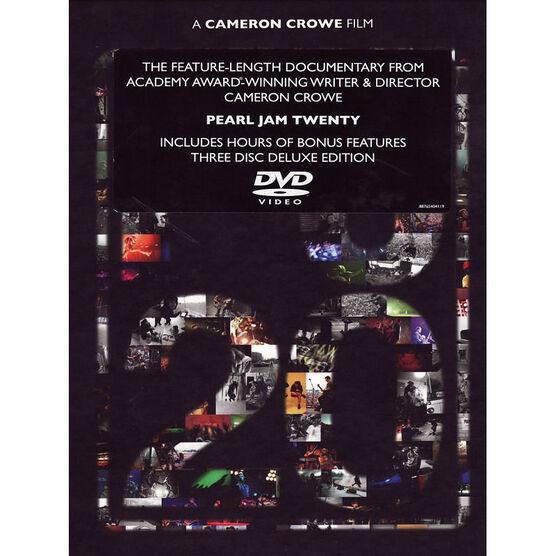 Pearl Jam - Pearl Jam Twenty - DVD
