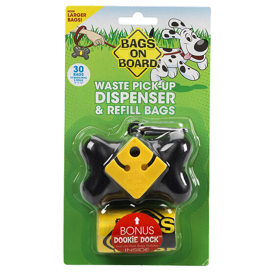 Bags on Board Dispenser - Assorted
