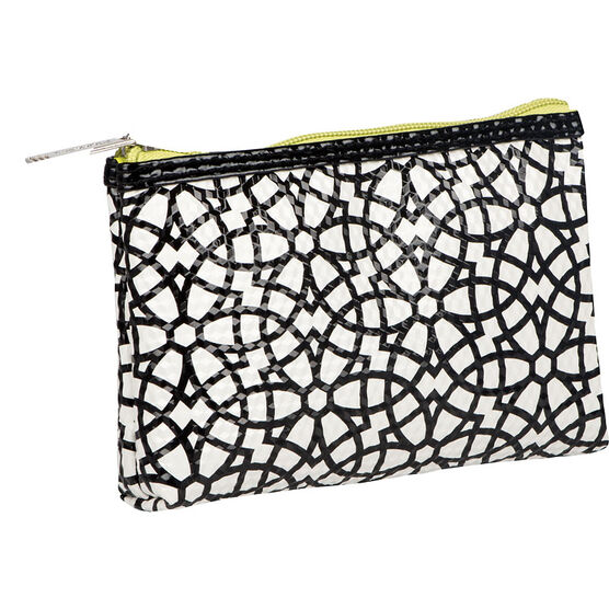 Modella Purse Kit Textured Tiles - Black & White - A002552LDC
