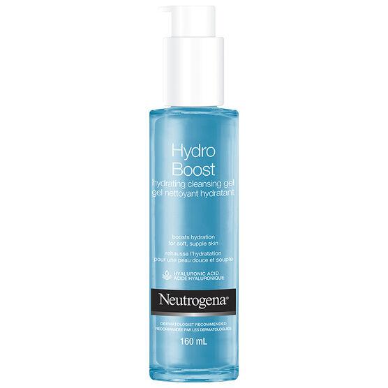 Neutrogena Hydra Boost Hydrating Cleansing Gel - 160ml