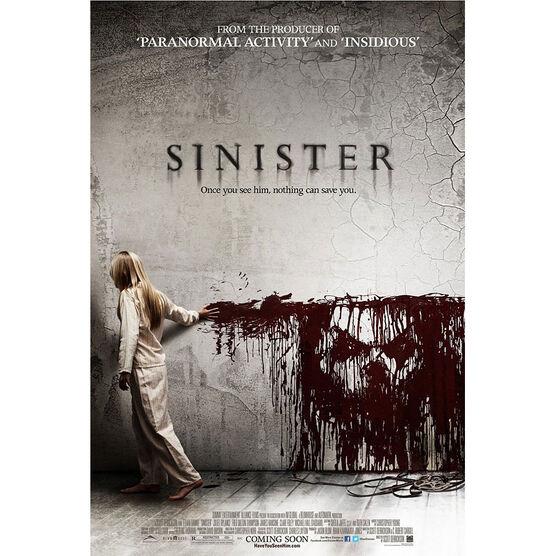 Sinister - Blu-ray + Digital Copy