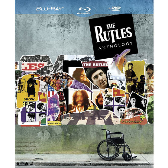 The Rutles Anthology - Blu-ray + DVD