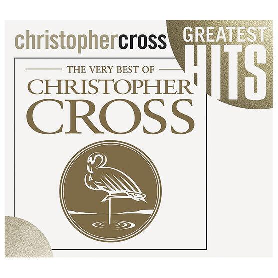 Christopher Cross - The Very Best of Christopher Cross - CD