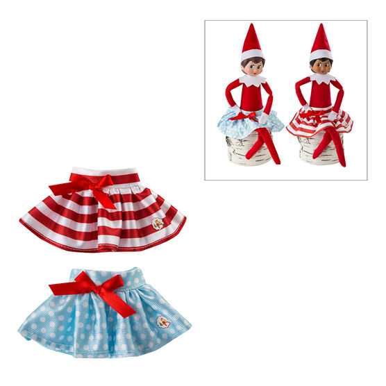 Twirling in the Snow Skirts - 2 Pack