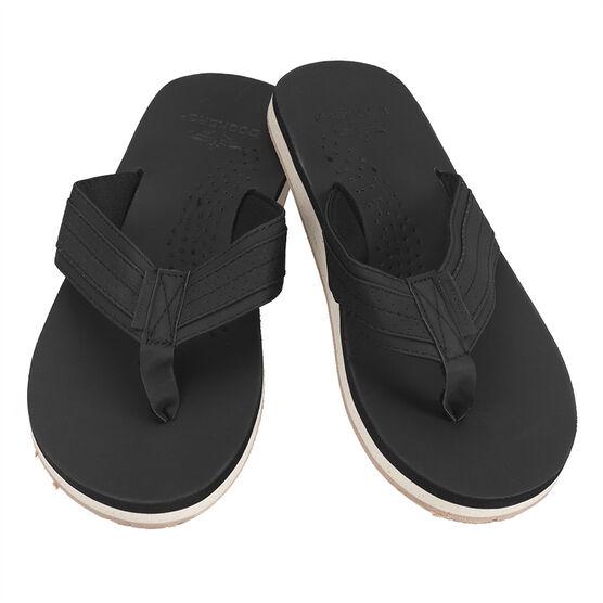 Docker's Eva Thong Flip Flop - Black - 8-13
