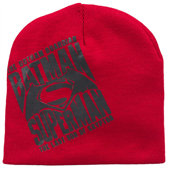 Dawn of Justice Toque - Red - 7-10X