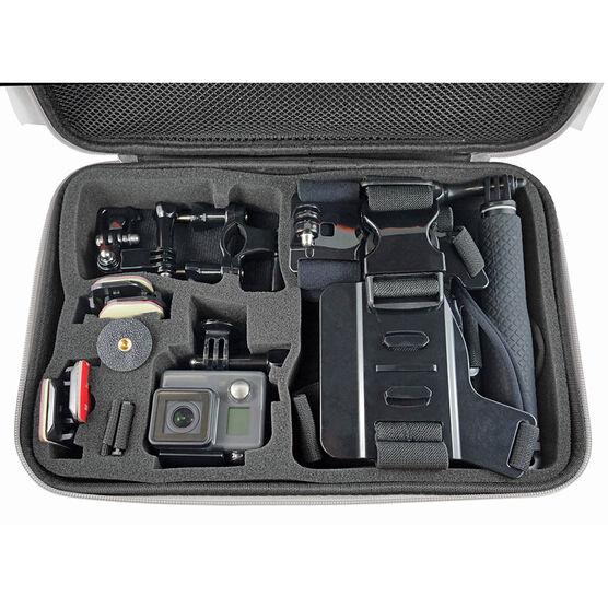 Optex Action Camera Accessory Kit - 16 Piece - GPAKIT20
