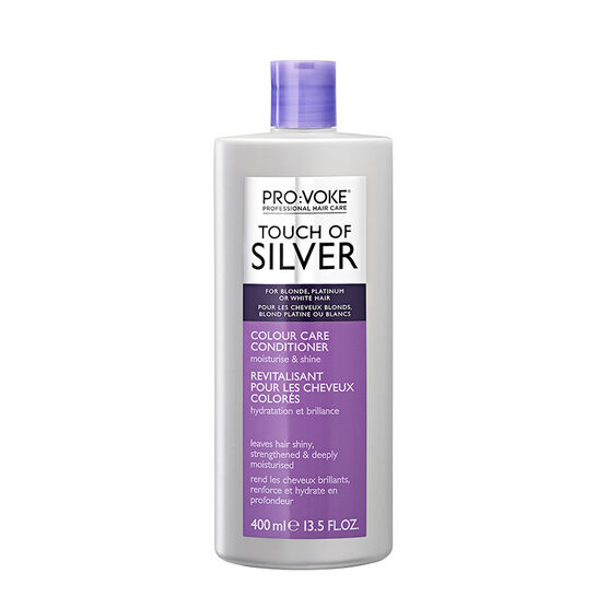 Pro:Voke Touch of Silver Colour Care Conditioner - 400ml