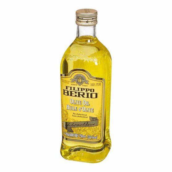 Filippo Berio Pure Olive Oil - 750ml