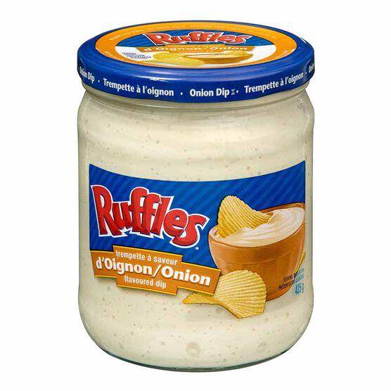 Ruffles French Onion Dip - 425g