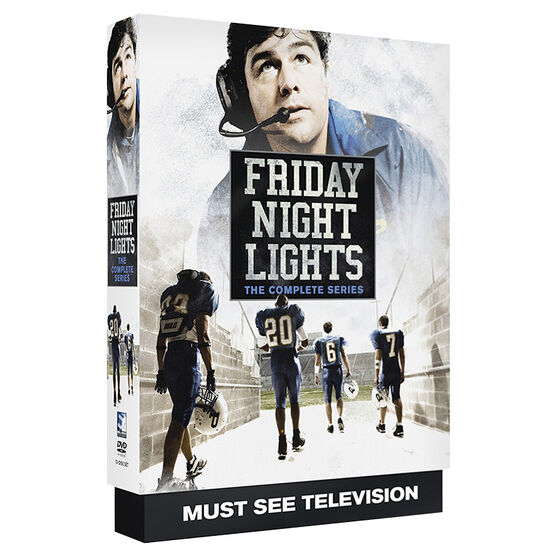 Friday Night Lights: The Complete Series - DVD