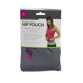 Pur Athletics Hip Pouch - Charcoal - Small