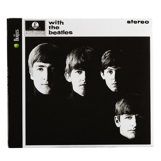 The Beatles - With the Beatles: Remastered - CD