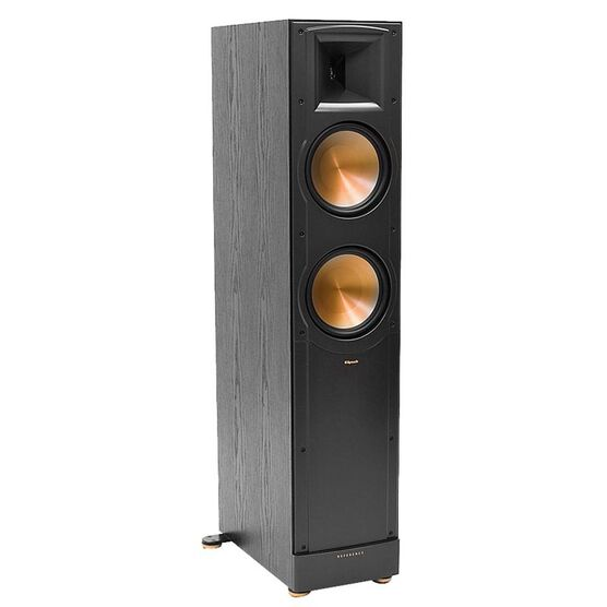 Klipsch RF82 Mark II Reference Tower Speaker - Black - RF82BII