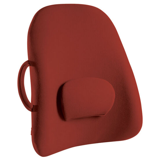 ObusForme Low Back Rest - Burgundy