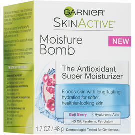 Garnier SkinActive Moisture Bomb Antioxidant Super Moisturizer - 48ml