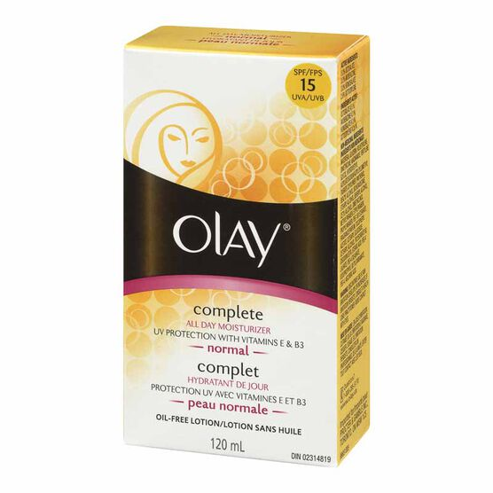 Olay Complete All Day UV Moisturizer Lotion - SPF 15 - 120ml
