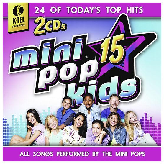 Mini Pop Kids - Mini Pop Kids 15 - CD