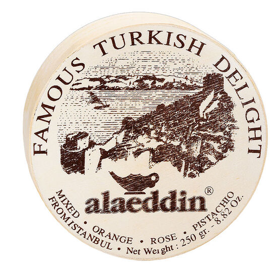 Sehzade Turkish Delight - Assorted - 250g