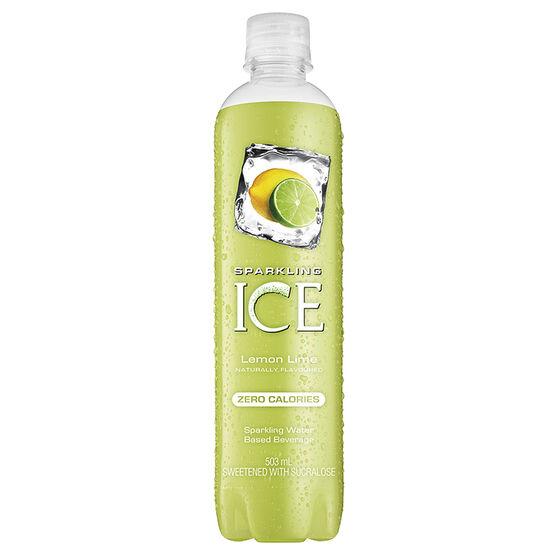 Sparking Ice - Lemon Lime - 503ml