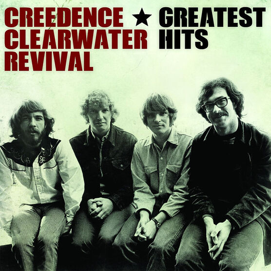 Creedence Clearwater Revival - Greatest Hits - CD