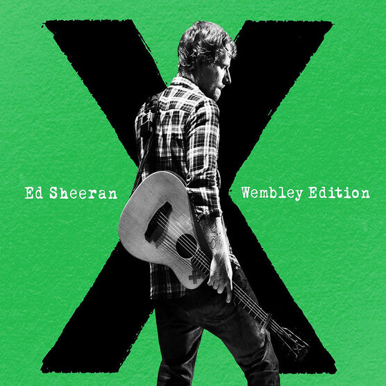 Ed Sheeran - x (Wembley Edition) - CD + DVD