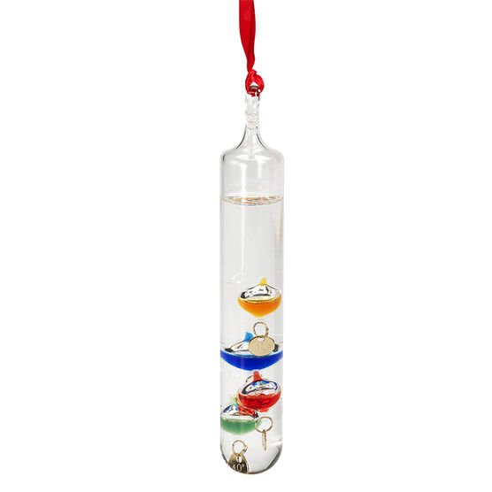 Bios Hanging Galileo Thermometer - 6inch