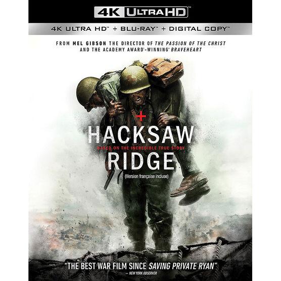 Hacksaw Ridge - 4K UHD Blu-ray