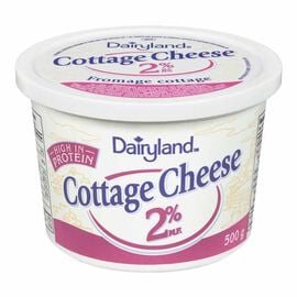 Dairyland 2% Cottage Cheese - 500g