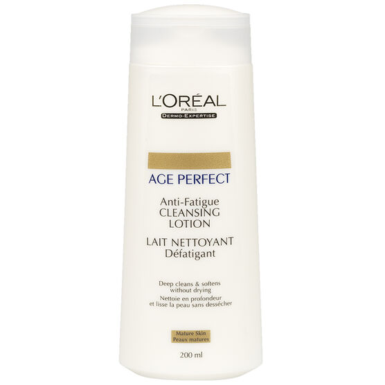 L'Oreal Dermo-Expertise Age Perfect Anti-Fatigue Cleansing Lotion - 200ml