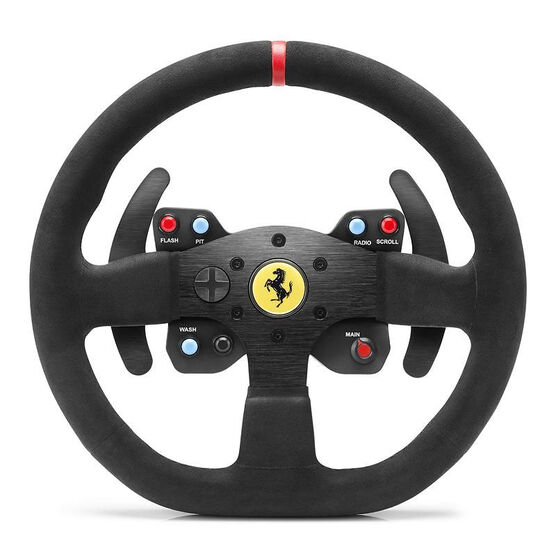 Thrustmaster Ferrari 599XX EVO 30 Alcantara Wheel Add-On - 4060071