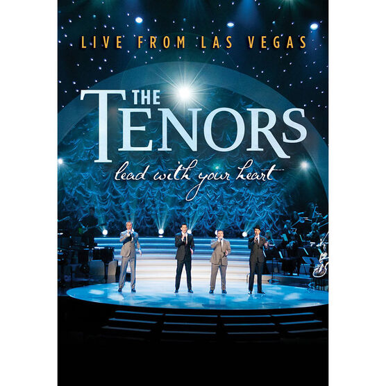 The Tenors - Lead With Your Heart - DVD