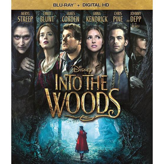 Into the Woods - Blu-ray + Digital HD