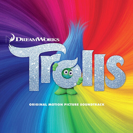 Soundtrack - Trolls - CD