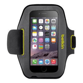 Belkin iPhone 6 SportFit Armband - Black - F8W500BTC00