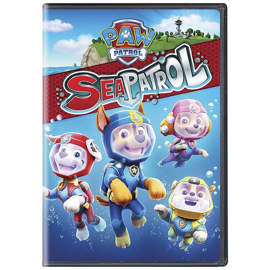 PAW Patrol: Sea Patrol - DVD