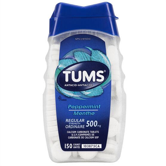 Tums - Regular -150's