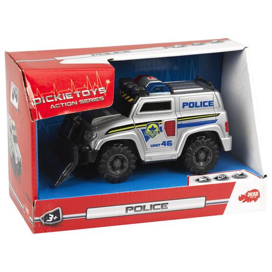 Dickie Police Truck