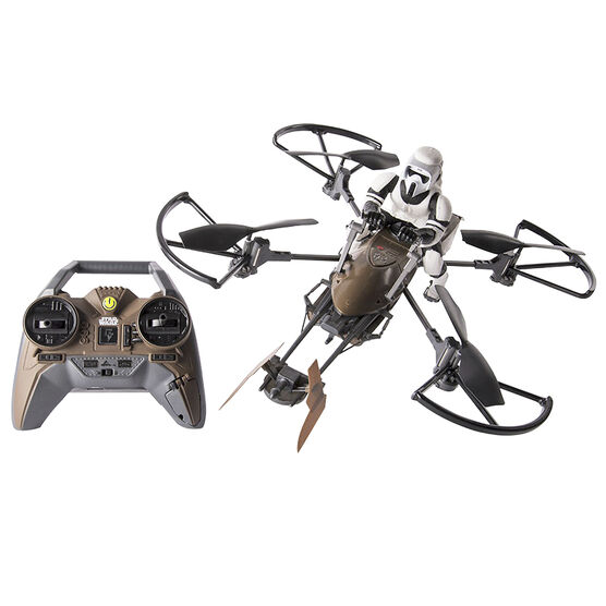 Star Wars 74-Z Speeder Bike Battle Drone - 8148638
