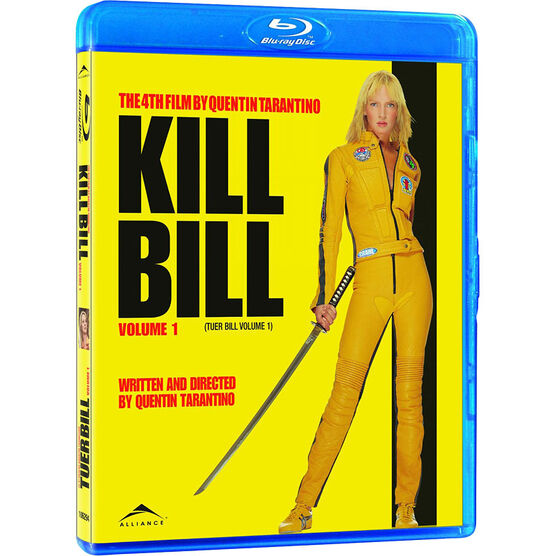Kill Bill: Volume 1 - Blu-ray