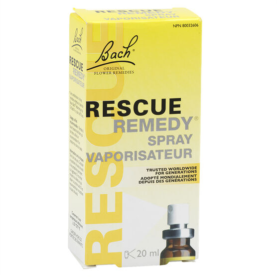 Bach Rescue Remedy Natural Stress Relief Spray - 20ml