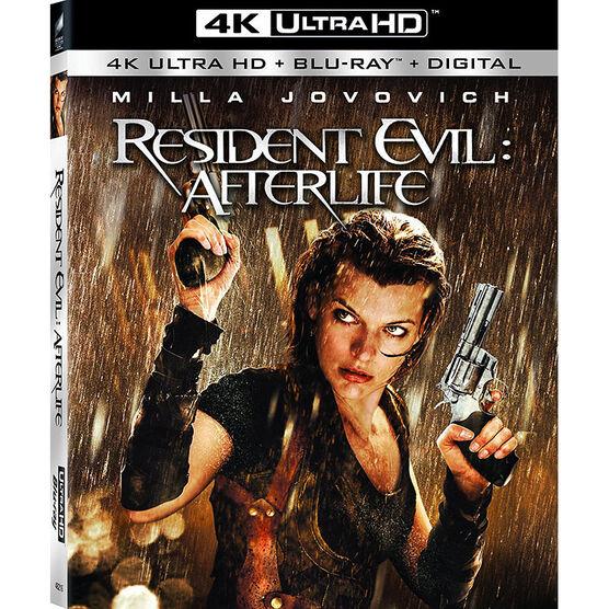 Resident Evil: Afterlife - 4K UHD Blu-ray
