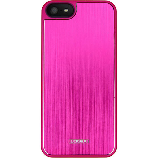 Logiix Aircraft Shell for iPhone 5/5S - Fuchsia - LGX10483