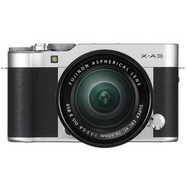Fujifilm X-A3 with XC 16-50mm OIS II Lens